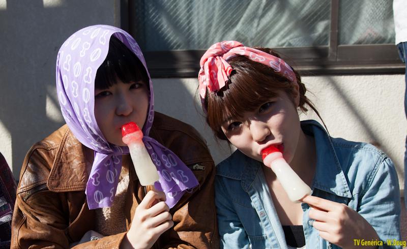 O Kanamara Matsuri, chamado ainda de 'Festival do Falo de Aço, é um festival realizado cidade japonesa de Kawasaki, na província de Kanagawa, há cerca de 40 anos, sendo os símbolos que representam o templo da cidade são os órgãos sexuais masculino e femin