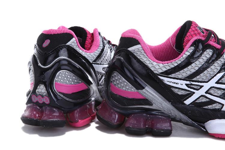 100% authentic 72dda 479f6 ... Asics Gel Kinsei 4 Mens Running Shoe Pink Black 3   by  asicsgelrunning.com