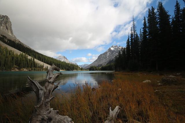 Elbow Lake Kananaskis Alberta Canada