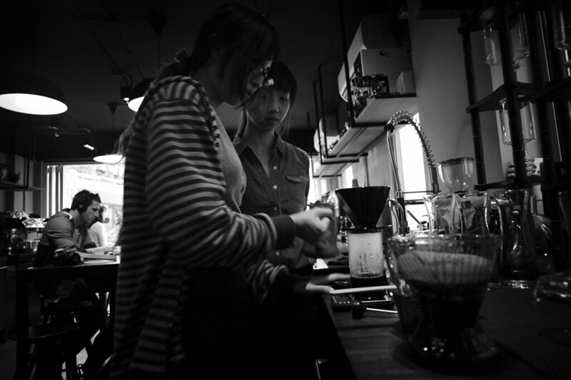 Rabbithole coffee and roaster