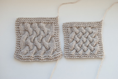 Swatching | by sunnyknits