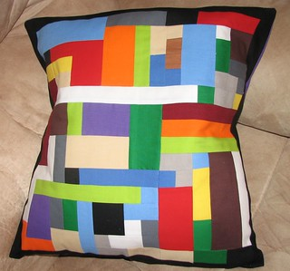 Lego Love Pillow by Sharon in MI | by sharonhuismith