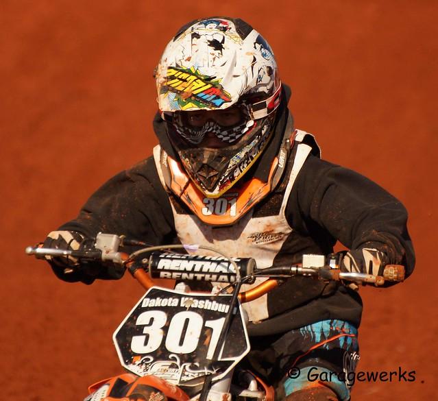 Loretta Lynn Motocross Qualifier at Reynard Raceway, March 2013