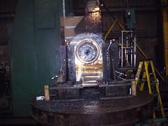 Oregon Iron Works site visit