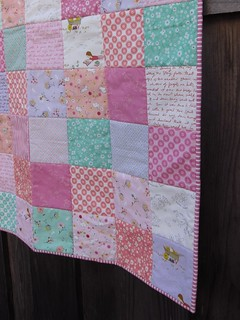Posy Quilt | by Everyday Fray