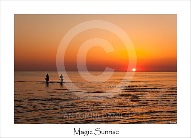 Magic Sunrise (10019)