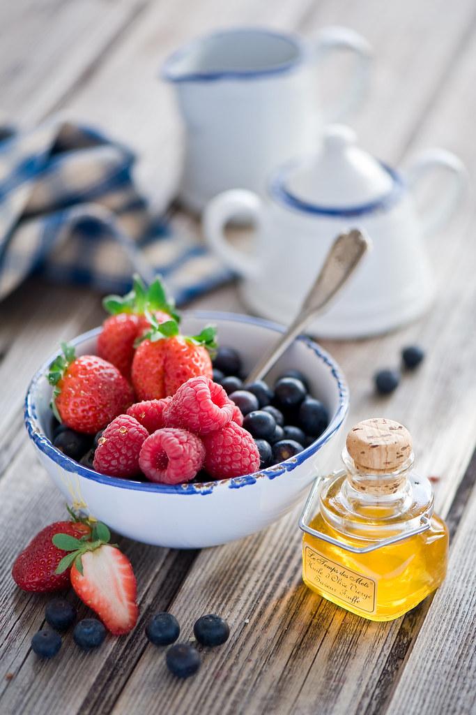Berries for breakfast (365)