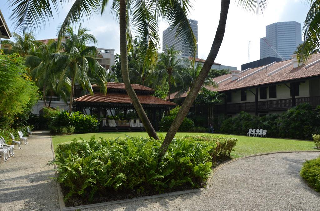 """Bildresultat för raffles singapore gazebo"""""""