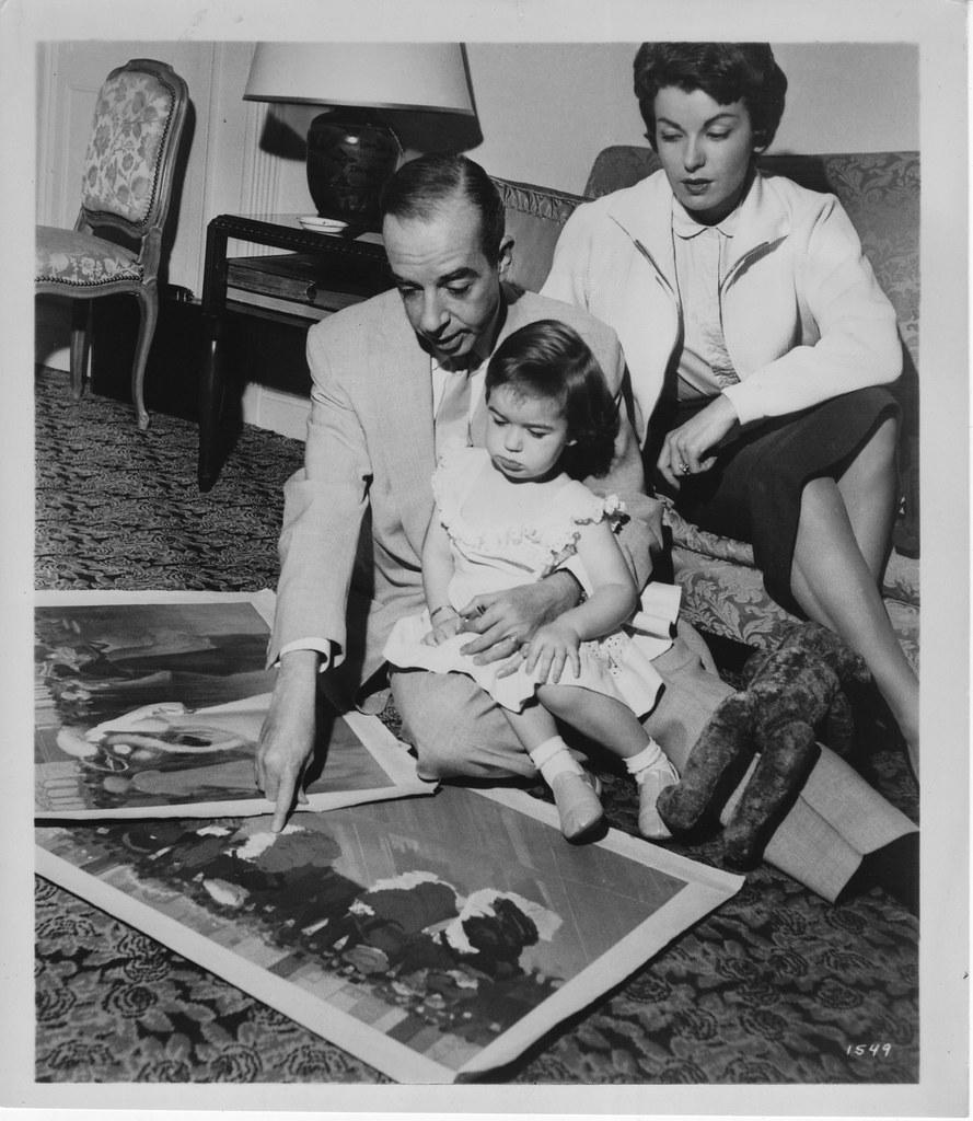 Vincente Minnelli Georgette Magnani Christine Minnelli | Flickr