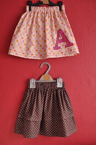 2 Simple Skirts for A Little Princess | by Miss_Panama