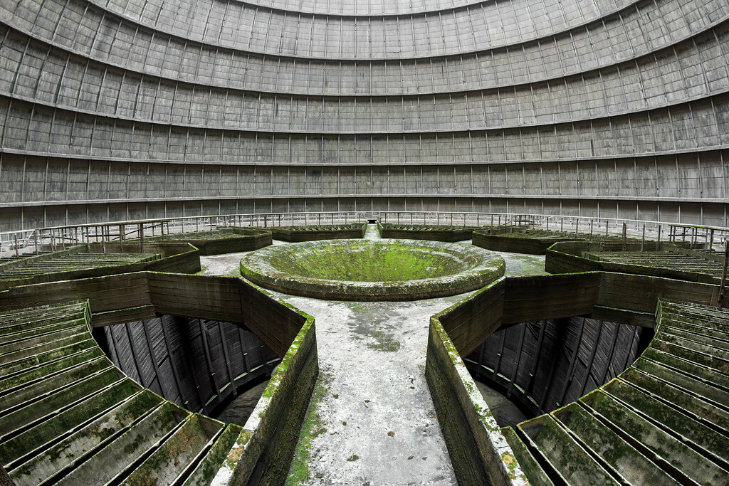 Powerplant IM Cooling Tower