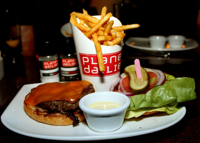... good 'ol American Hamburger