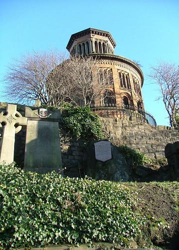 Monteath Mausoleum | by Glasgow Necropolis
