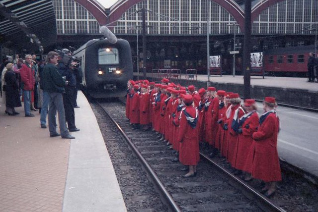 DSB Strike at Copenhagen, 1992