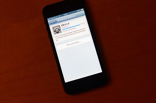 iOS 6.1.2 update | by vasile23