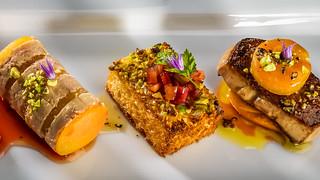 Hudson Valley foie gras duo at Troquet   by dalecruse