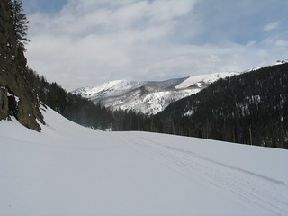 East road before plowing (2) | by YellowstoneNPS