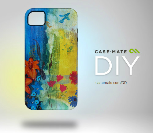 My Case-Mate DIY case | Check out the case I created at ...
