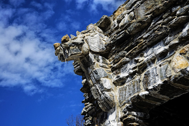 Gillette Castle Gargoyle