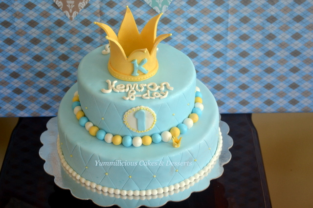 Fabulous Little Prince Birthday Cake Like Us On Fb Facebook Com Flickr Funny Birthday Cards Online Alyptdamsfinfo