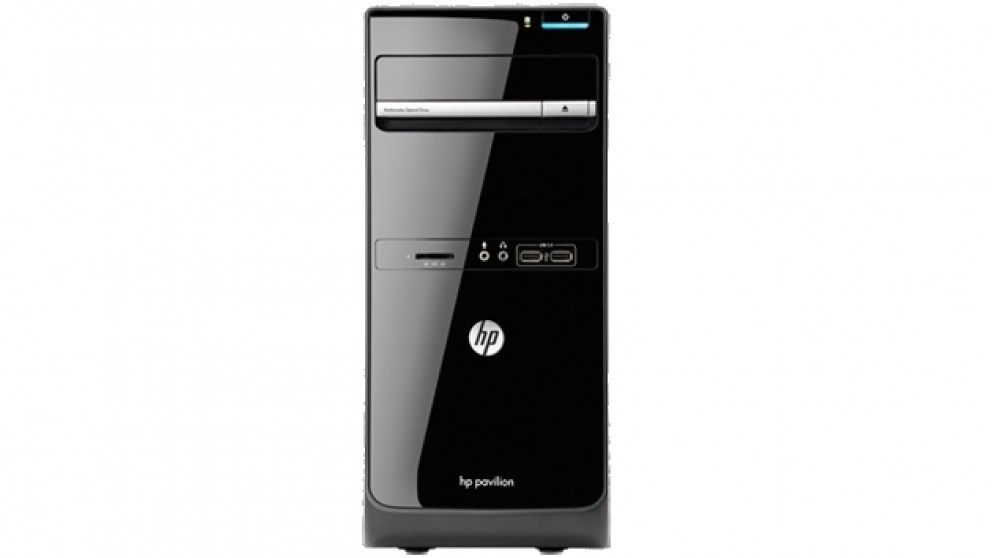 Hp Pavilion P6 2413a Desktop Which Features An Amd A4 5300 Flickr