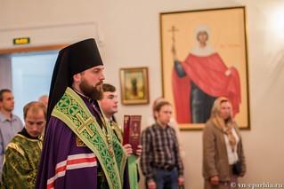 Всенощное бдение в Антониевом монастыре 65