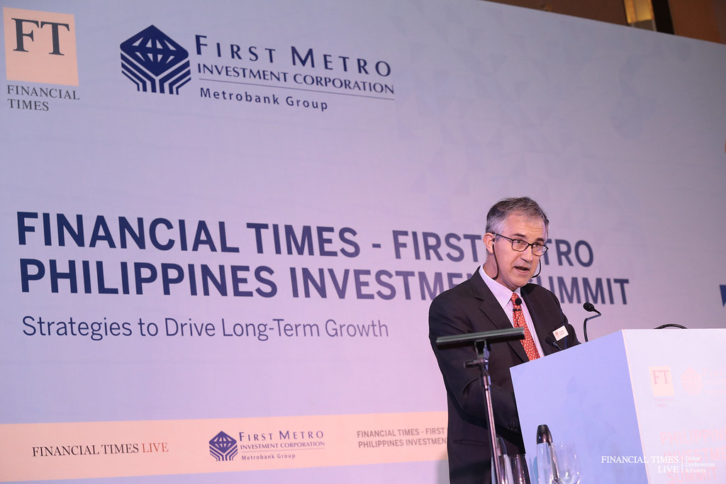 Welcome from the FT - Victor Mallet, Asia News Editor, Fin