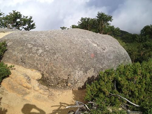 鳳凰山 中道 巨岩 | by ichitakabridge