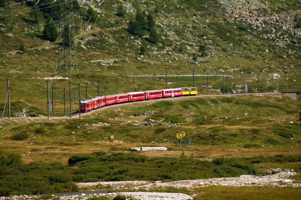 Via Bernina 1 St Moritz - Ospizio Bernina 85
