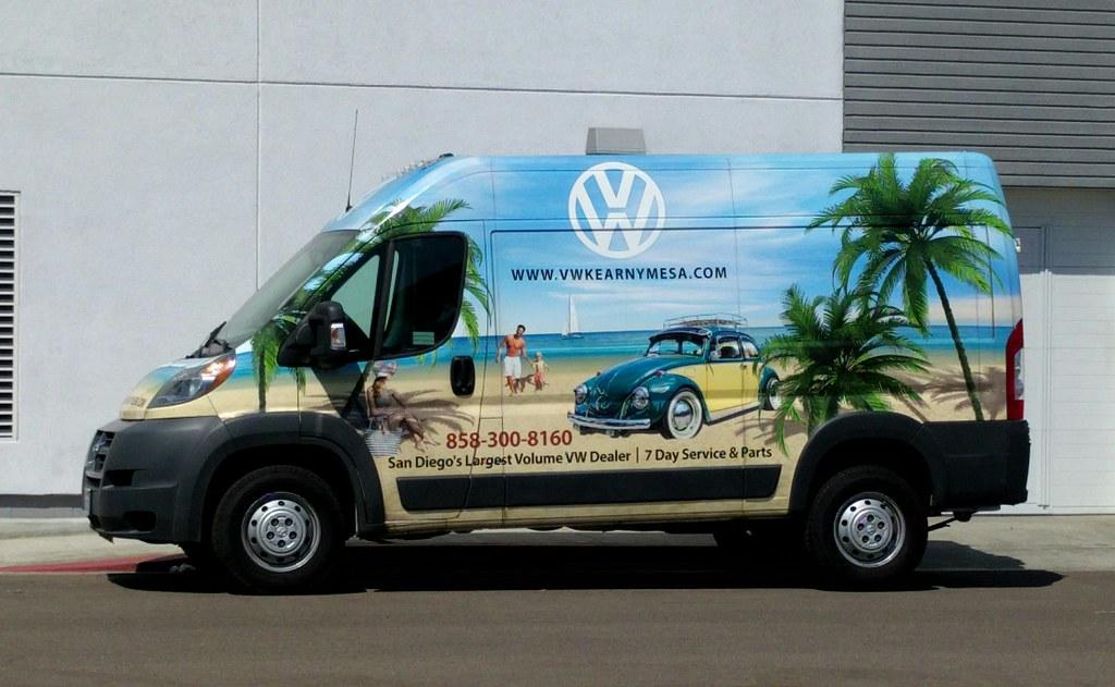 Vw Kearny Mesa >> Kearny Mesa Volkswagen Ram Promaster In San Diego Flickr
