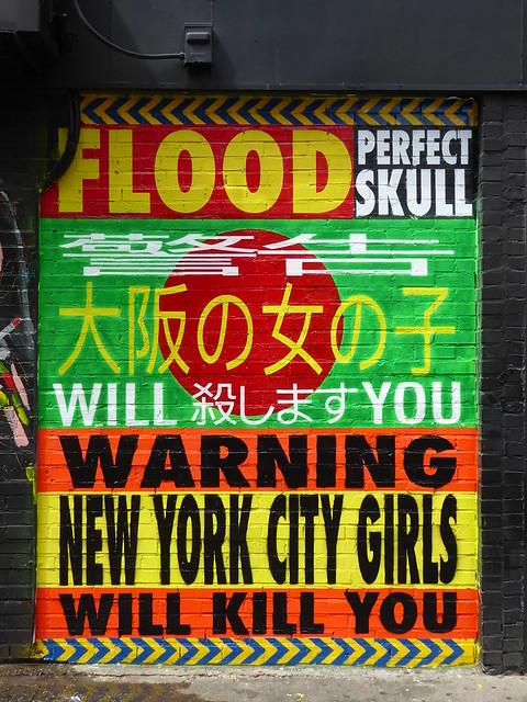 Street Art, New York, Lower East Side