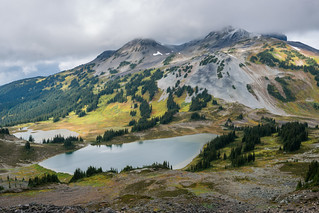 Misty mountain tops | by Bryn Tassell