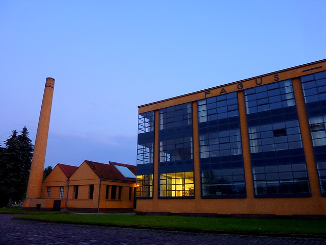 Fagus factory in Alfeld, Germany  (Unesco WHS)