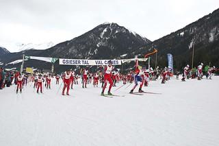 Gsieser Tal Lauf 2013 | Gran Fondo Val Casies 2013