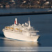 The season of cruise ships in Norway 2013