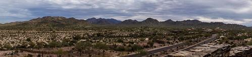 arizona unitedstates desert panoramic goodyear arziona estrellamountains