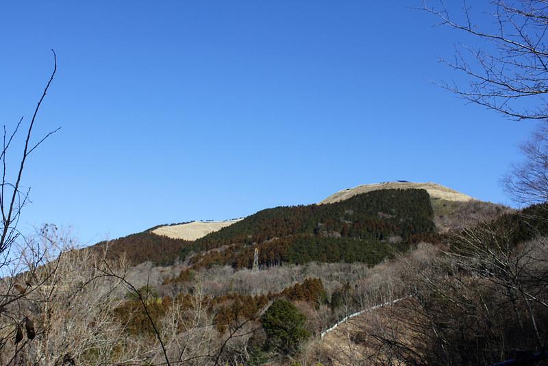大野山 登山