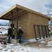 Reservoir gate entry project - New gatehouse