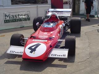 Silverstone Classic 25.7.08