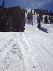 土, 2013-03-02 15:41 - Ski Trail: Magnolia