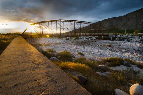 california bridge sunset sky clouds landscape photography steel sanbernardinocounty greenspotroad