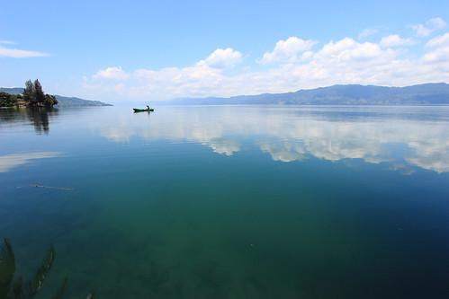 indonesia toba danau sumantra