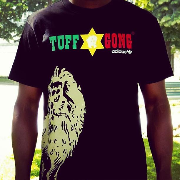 Trivial Anciano eficacia  The GREAT Adidas Originals Bob Marley Tuff Gong Track Top … | Flickr