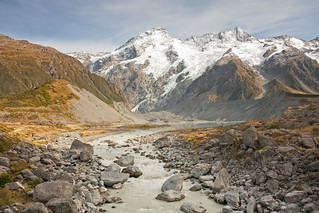 Hooker Valley Track | by Andrea Schaffer