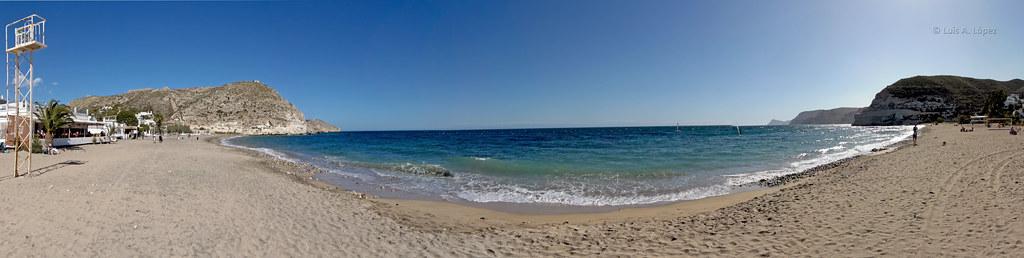 Agua Amarga, Almería