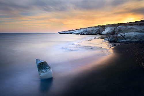 longexposure sunset sea seascape day cloudy cyprus filter le nd d800 scurve ndfilter governorsbeach pentakomo nikon247028 bigstopper charischaralambous