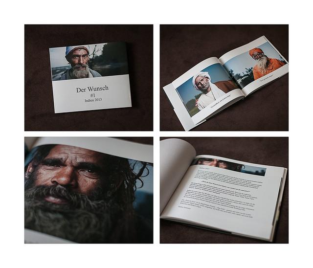 Book: Der Wunsch / #1 / Indien 2013