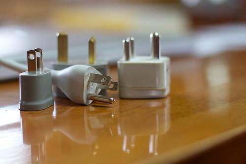 Plug Prep   by cogdogblog