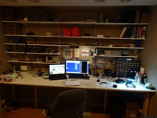 Das arbeitsplatz! | by Felix Rusu, LowPowerLab.com
