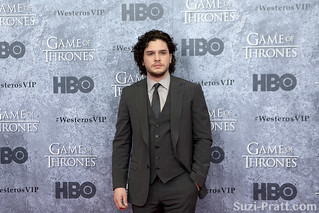 "Kit Harington at HBO's ""Game Of Thrones"" Season 3 Seattle Premiere at Cinerama 